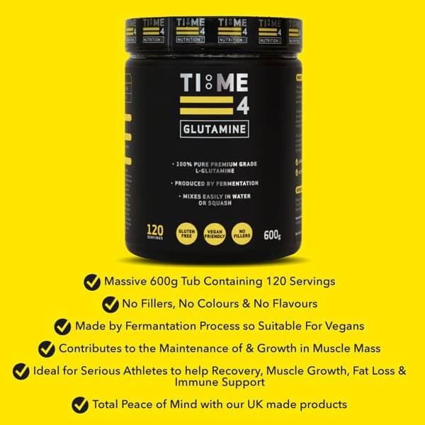 Glutamine-growth-muscle-mass