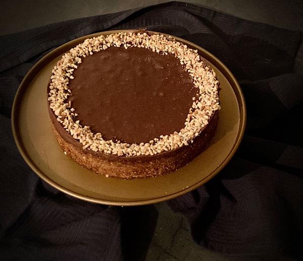 Time 4 Chocolade hazelnoten taart