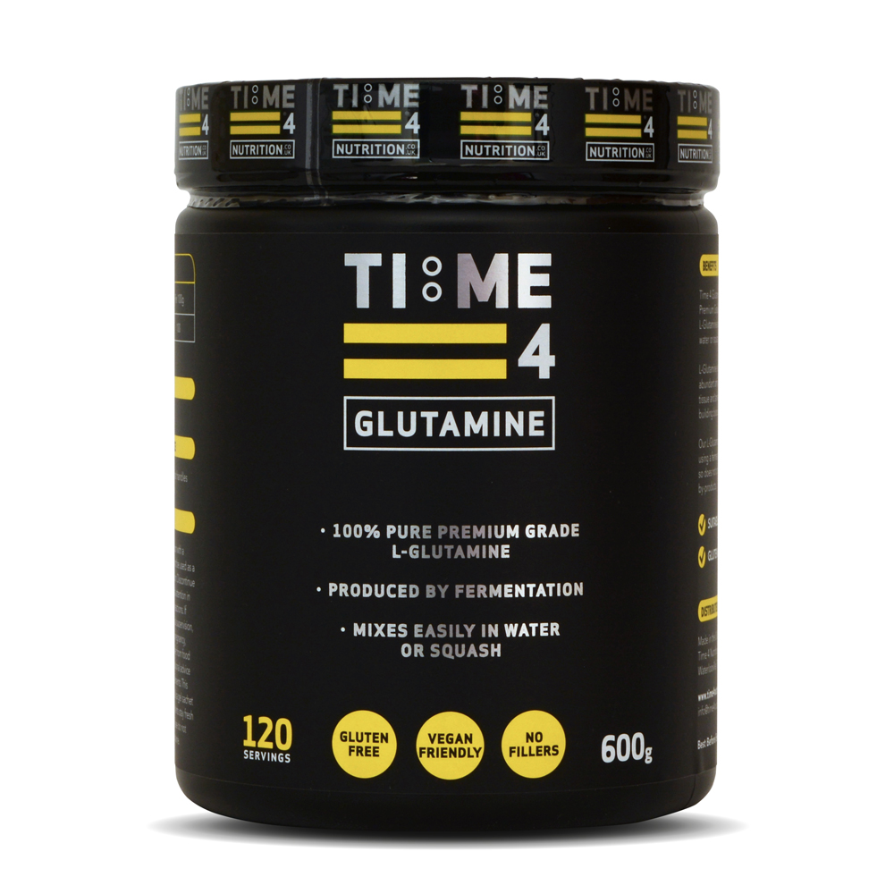 L-Glutamine, belangrijk voor kracht- en duursporter