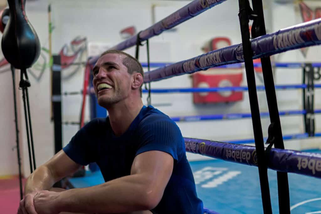 JOHN HATHAWAY MMA