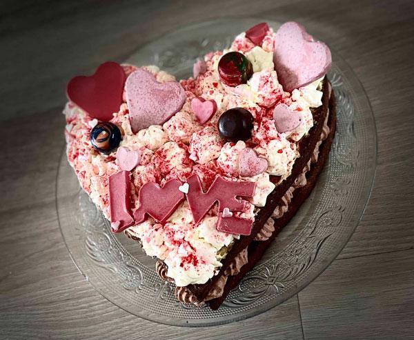 Time 4 Valentijnstaart